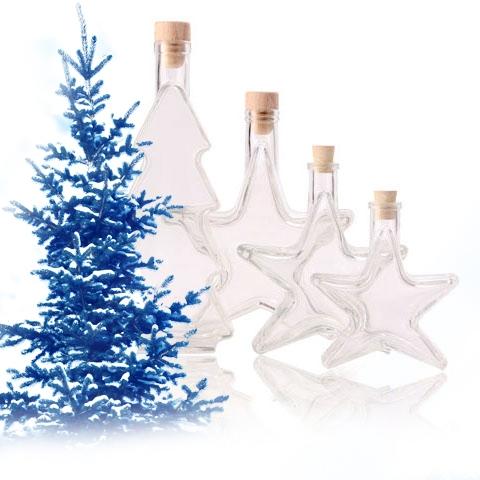 Kerst flessen